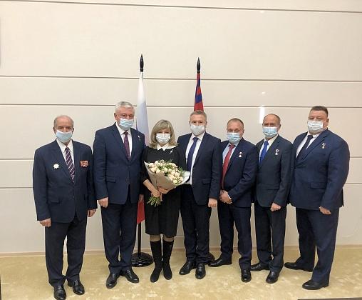 9 декабря в регионе чествовали Героев Отечества