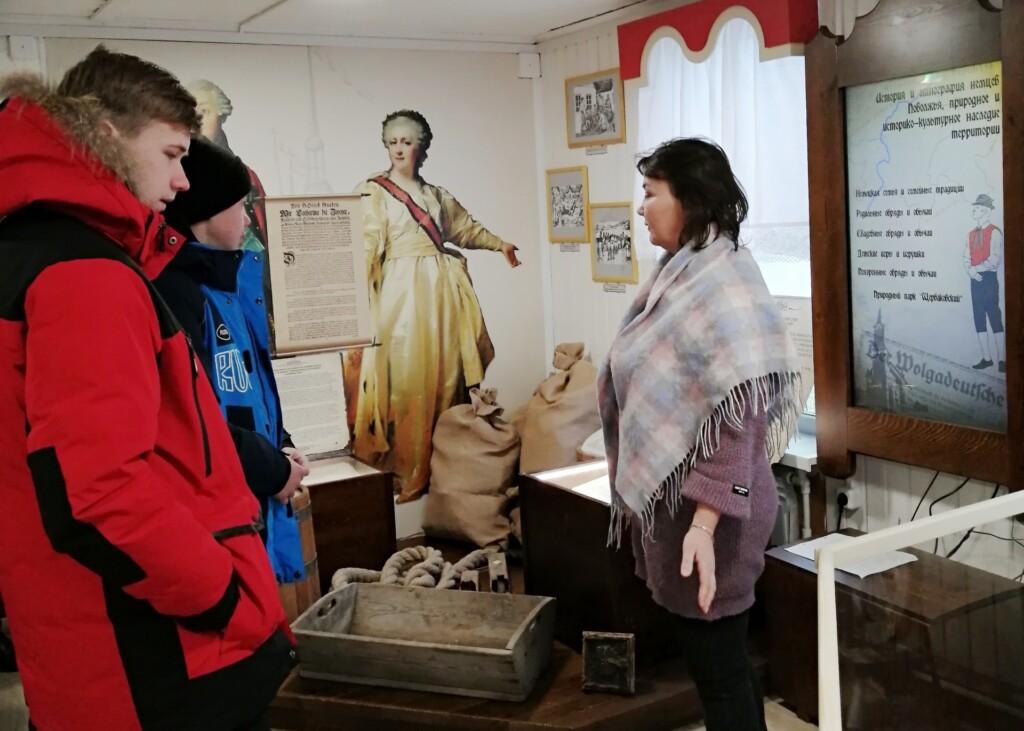 Новый музей появился в природном парке Волгоградской области
