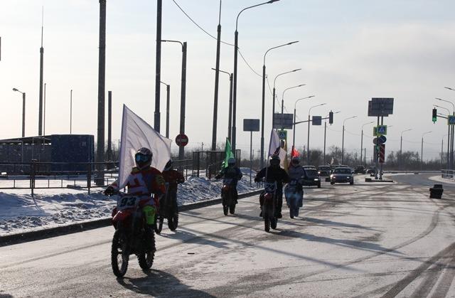 В Волгограде открыли для движения дублер второй продольной в Советском районе