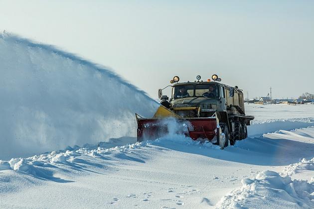 718 тонн реагентов отсыпали в Волгоградской области