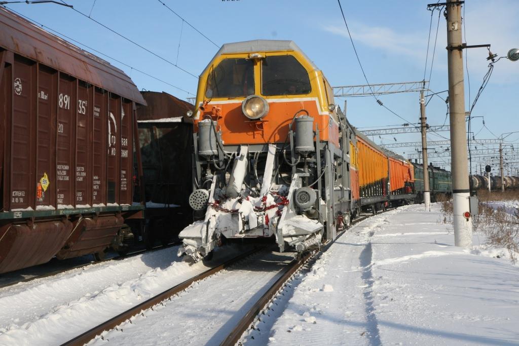 В Волгоградской области избежали задержек поездов