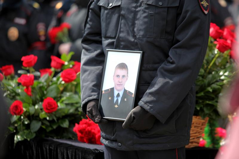 Убийца волгоградского полицейского получил пожизненный срок