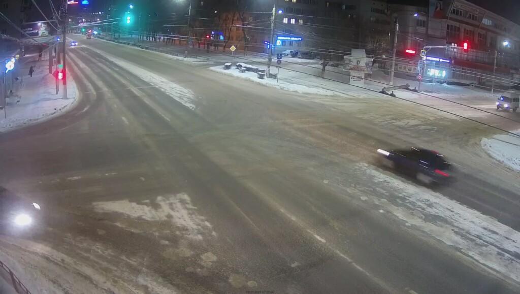 1200 кубометров снега вывезли из Волгограда