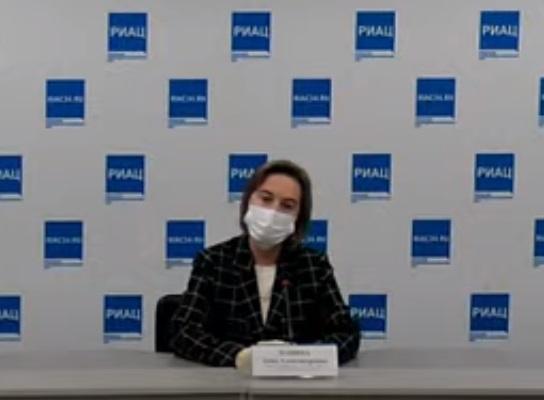 """""""Заболеть от вакцины невозможно"""": в Волгограде прошел коронавирусный брифинг"""
