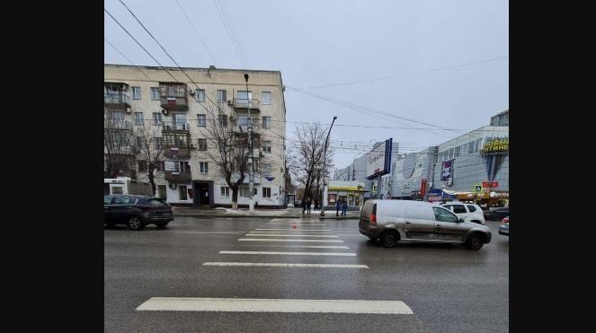 Внедорожник сбил пенсионерку в Волгограде