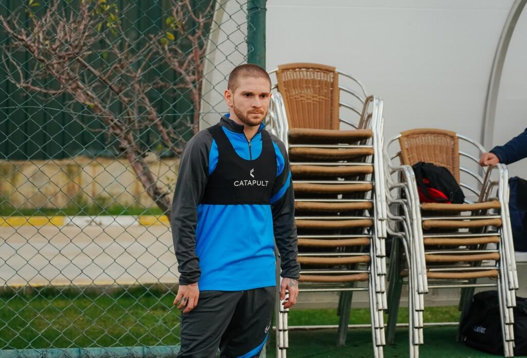 Волгоградский ФК «Ротор» арендовал еще одного игрока из Грузии