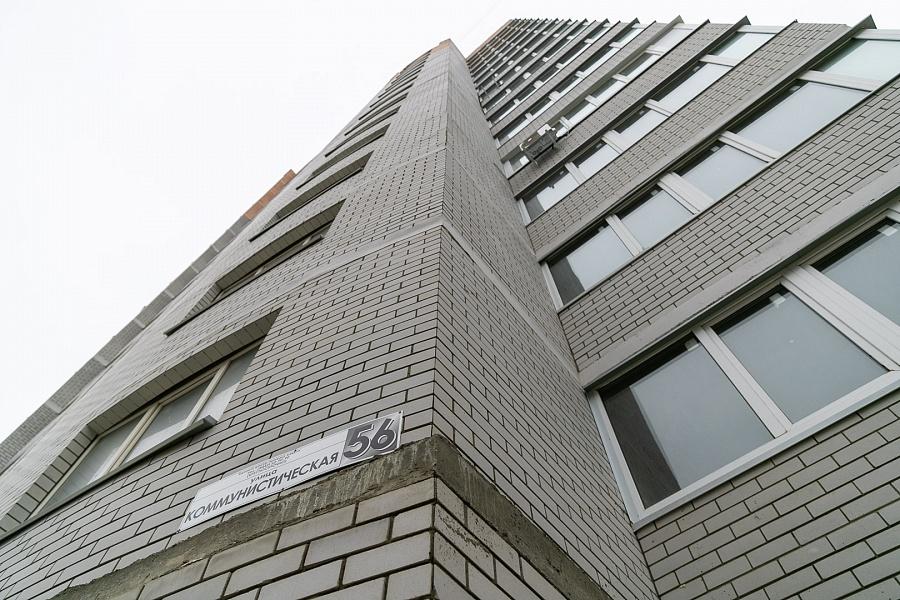 В Волгограде спустя 7 лет обманутые дольщики ЖК «Гринвич» получили ключи от квартир