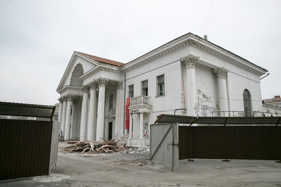 Переделанный в Дом детства кинотеатр «Победа» откроется в Волгограде в 2023 году