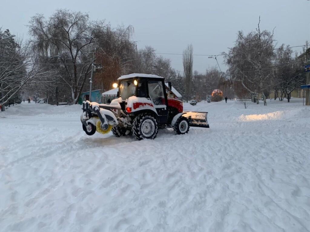 15 января из-за снегопада в Волгограде ограничили автобусы, но пустили дополнительные трамваи