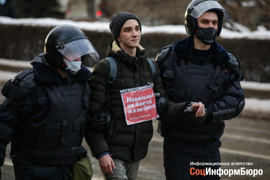 """""""Официально предупреждаем"""": полиция обратилась к агитаторам и возможным участникам очередного несанкционированного митинга в Волгограде"""