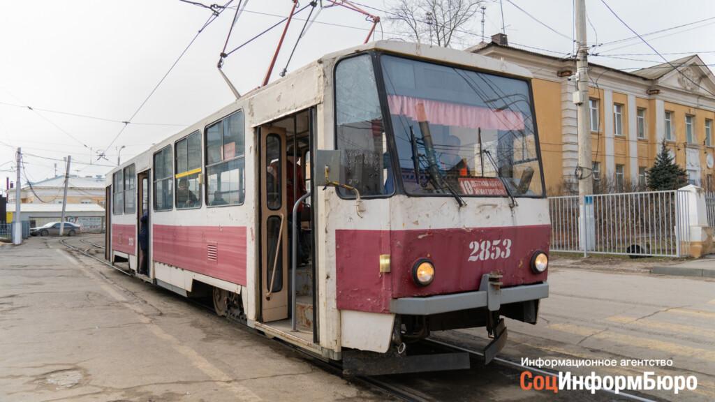 В мэрии заявили, что движение трамваев в Дзержинском районе восстановлено