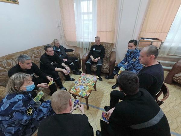 В Волгограде выясняли, что радует заключенных