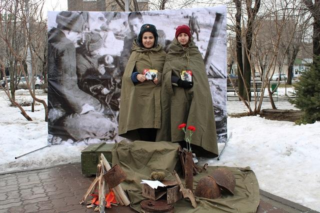 В Волгограде пройдут вахты памяти