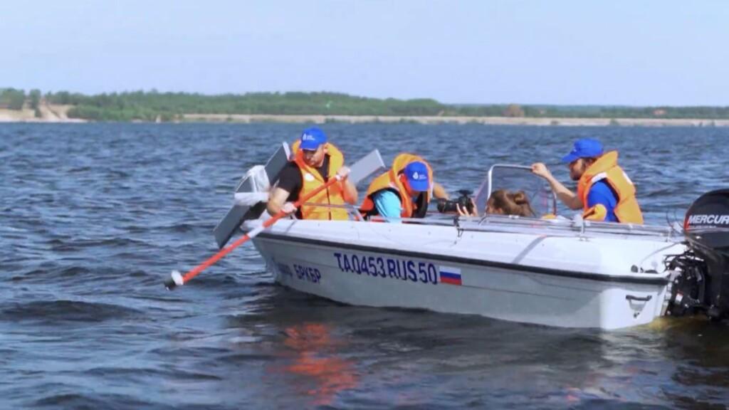 Каждую секунду по 100 частиц микропластика попадают в реку в Волгограде: город признали самым загрязняющим Волгу