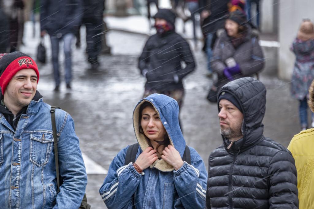 Снег, дождь и -20 градусов: синоптики уточнили погоду в выходные в Волгограде