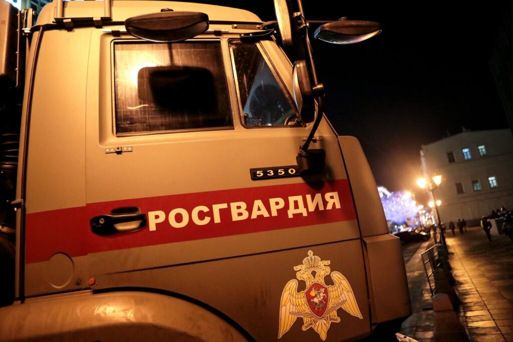 В Росгвардии прокомментировали инцидент на улице Рокоссовского в Волгограде