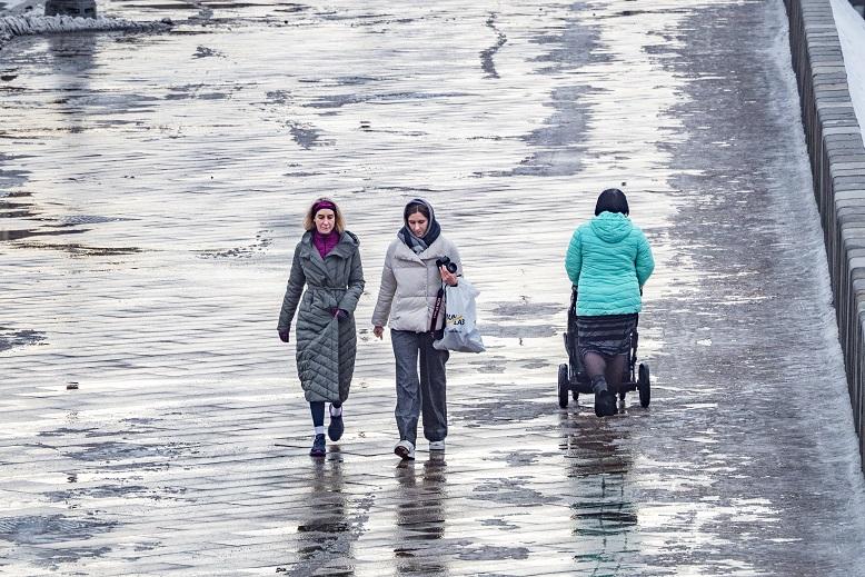 Вторая неделя февраля морозов волгоградцам не обещает