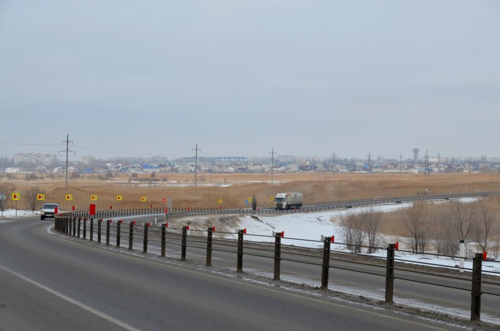 На трассах Волгоградской области устранили 5 очагов аварийности