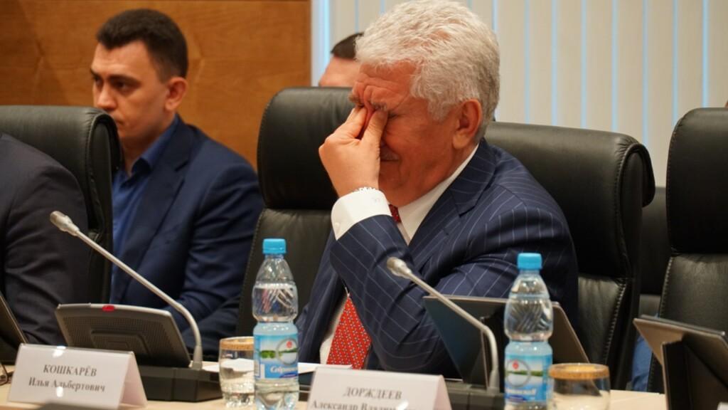 В Волгоградской области главный по налогам депутат Илья Кошкарев проиграл суд налоговой