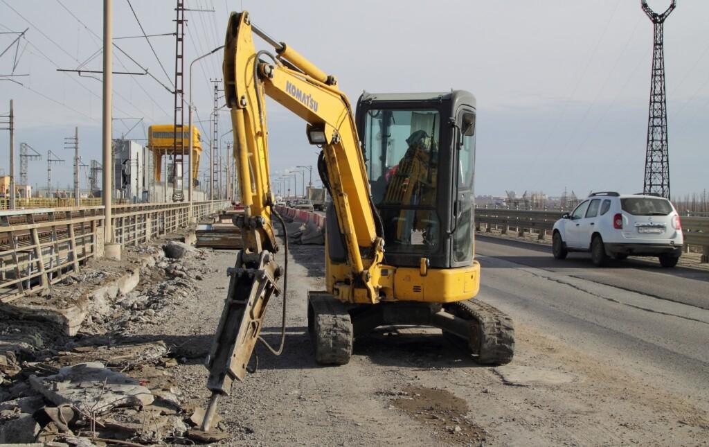 На Волжской ГЭС возобновились ремонтные работы