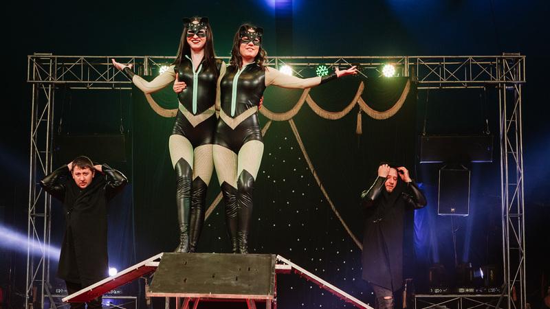 Весной 2021 года в Волжском пройдет первый в истории цирковой фестиваль