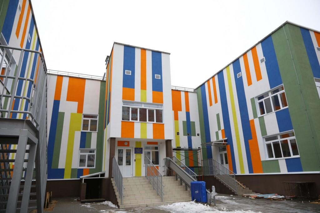В новых детсадах Волгограда не придется сдавать «на шторы»