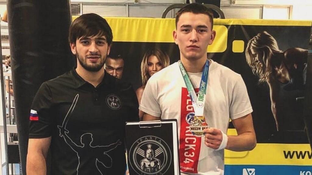 Волгоградский кикбоксер стал призером всероссийских соревнований