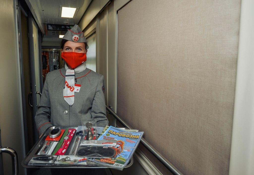 С 19 марта поезд из Волгограда в Москву будет ходить каждый день