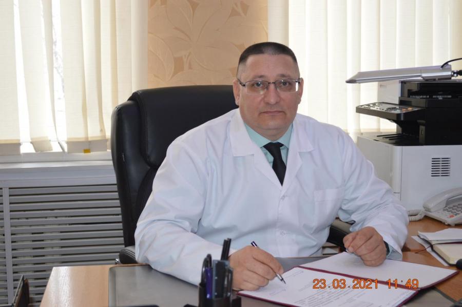 В Калачевской ЦРБ назначен новый главврач