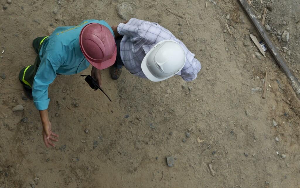 При строительстве аквапарка в Волгограде погиб рабочий