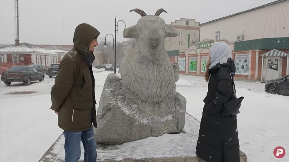 «Нет коз и мусорных баков»: Редакция Алексея Пивоварова побывала в Урюпинске
