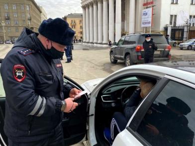 В Волгограде планируются массовые проверки водителей