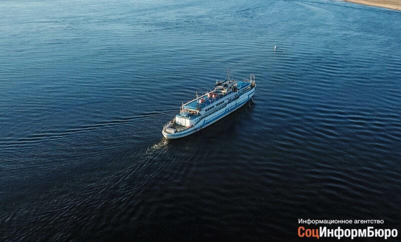 В Волгограде заработали еще три речных маршрута