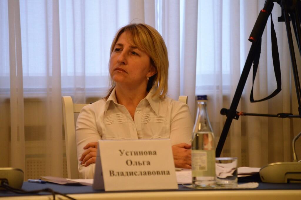 Деятельность Ольги Устиновой продлили на 5 лет