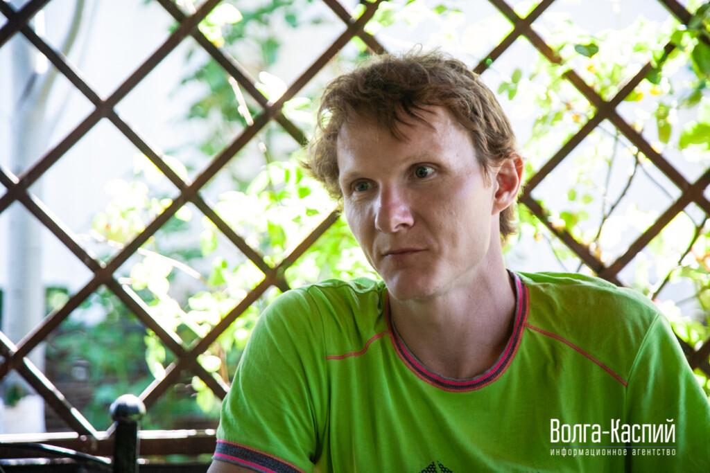 Волгоградец Роман Себекин разработал аналог деревянного бруса из вторсырья
