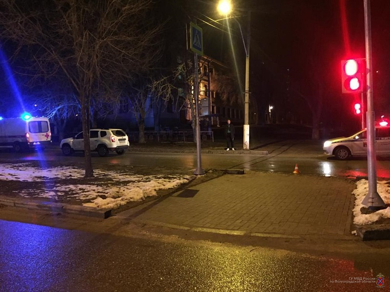 5-летний мальчик попал под колеса иномарки на перекрестке улиц Таращанцев и Титова