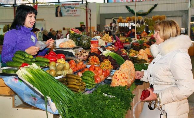 Ярмарки в Волгограде откроются 1 апреля