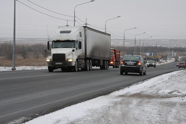 В Волгоградской области отчитались по ситуации на дорогах
