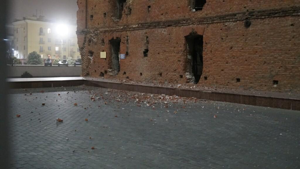 Суд обязал музей «Сталинградская битва» законсервировать разрушающуюся мельницу Гергардта