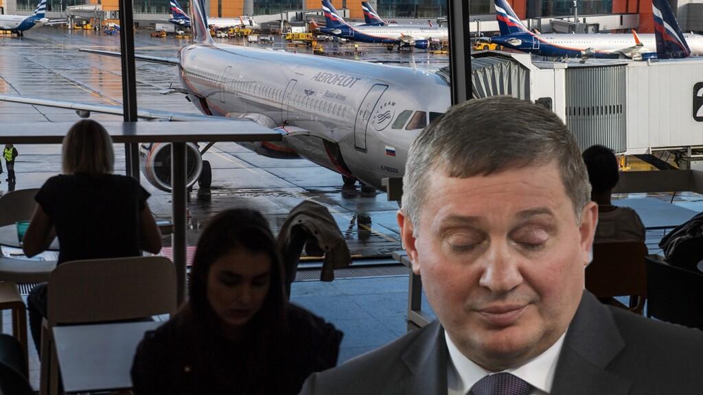 Губернатор остался без бизнес-класса? «Аэрофлот» отменяет регулярные рейсы в Волгоград