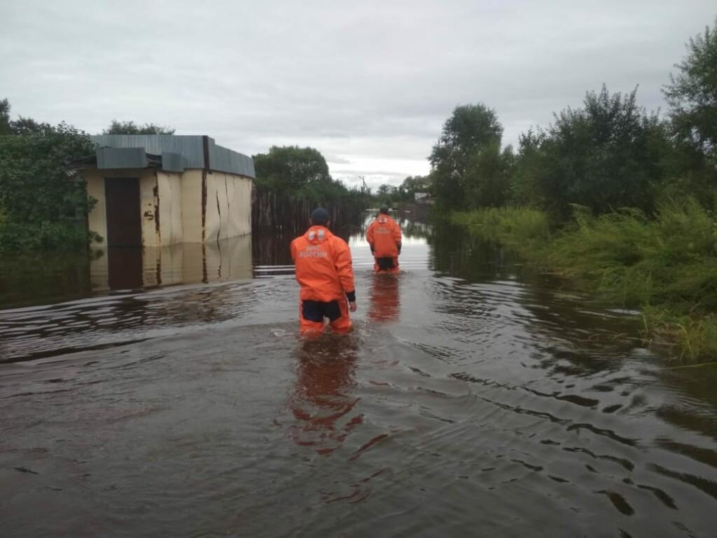 В Волгоградской области во время паводка прорвало еще одну плотину