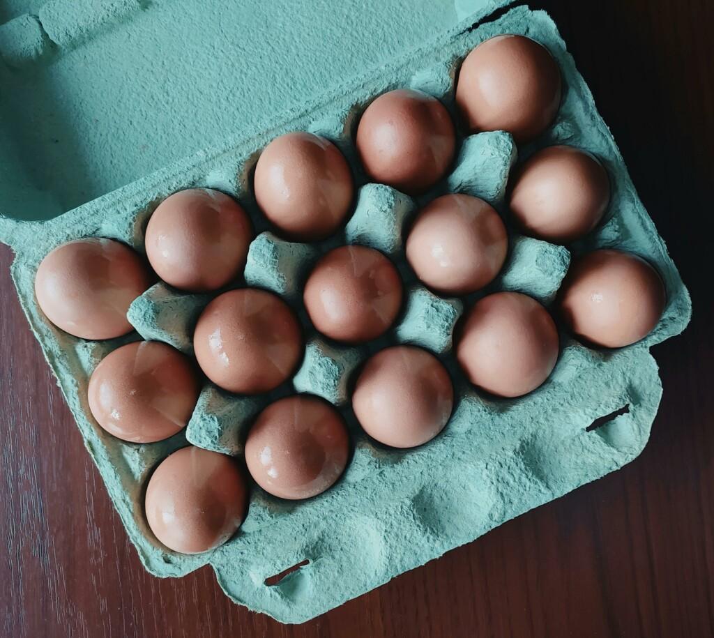 5 способов покрасить яйца на Пасху без химии