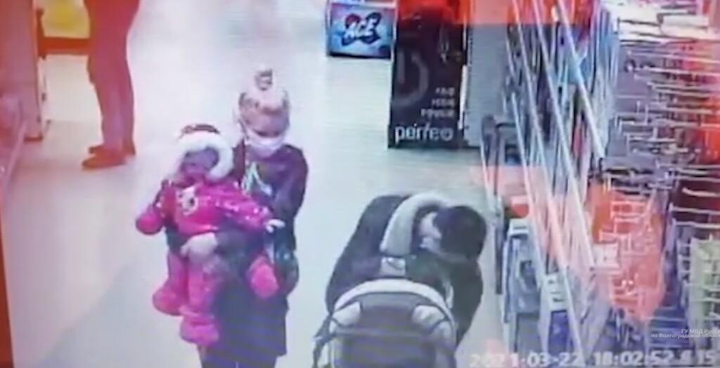 Молодым супругам из Волжского грозит тюрьма за кражу из магазина