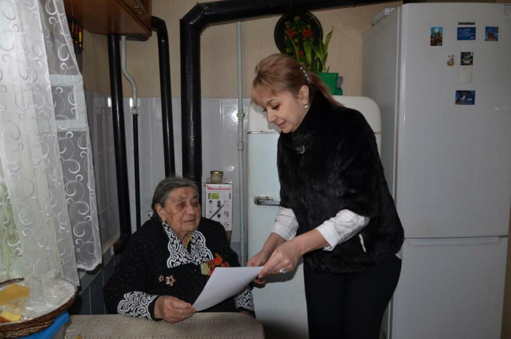 В Волгоградской области 97-летняя ветеран войны добилась жилья только по суду