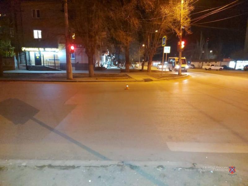 """""""Сбил девушку и уехал"""": в Волгограде нашли водителя-беглеца"""