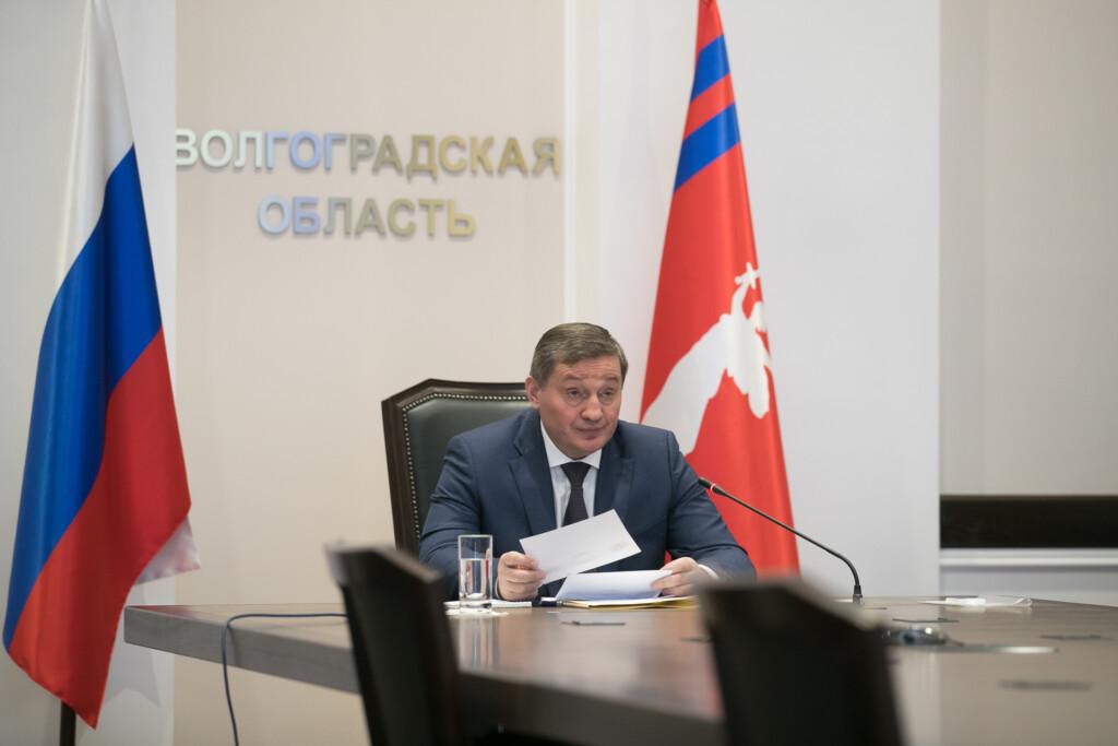 Губернатор Волгоградской области планирует ввести в регионе дополнительные меры пожарной безопасности