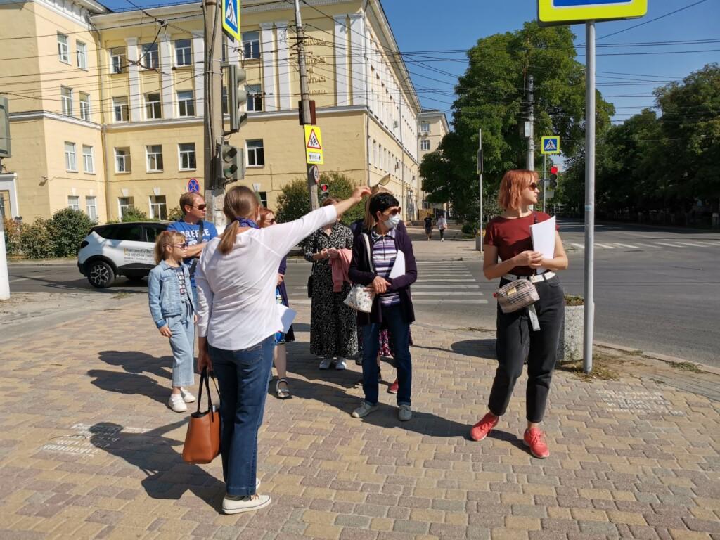 """В Волгограде начнутся """"Прогулки по улице Мира"""""""
