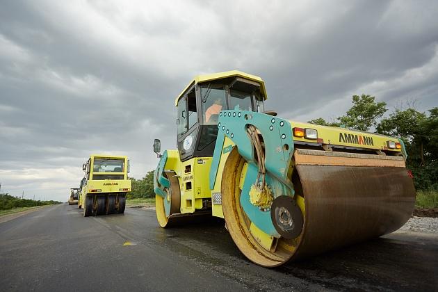 Стало известно, где в Волгоградской области начался дорожный ремонт