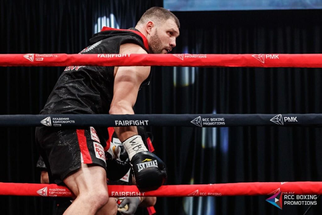 Волгоградский боксер поучаствует в бое, основанном Бастой