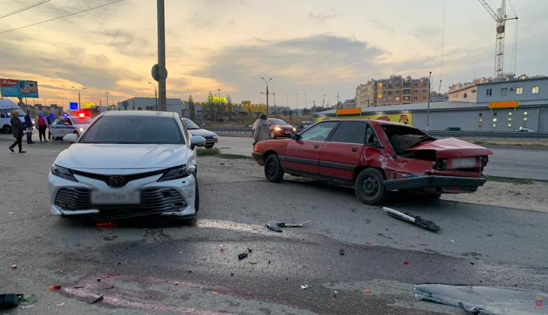 Разыскиваются свидетели смертельной аварии на улице Землячки